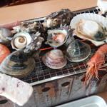 漁師料理 かなや -