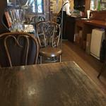 Cafe Ruban - 店内
