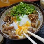 桜製麺 - 半熟卵