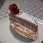 ラ・ヴィエイユ・フランス - ショートケーキ