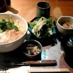 どったんば - カツ丼(800円(税込み))