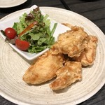 ギョウザ オウショウ - 鶏のから揚げ