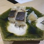 67321767 - 鯖押し寿司 味は記憶にないかも。