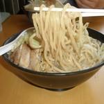 ラーメン ノア - 麺