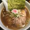 江戸前煮干中華そば きみはん - 料理写真: