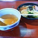 しお貫 - つけ麺