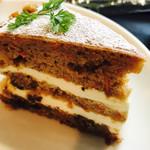カトニー - キャロットケーキ