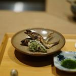 井本 - 琵琶湖の稚鮎