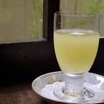アンセーニュダングル - グレープフルーツジュース