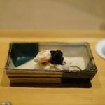 井本 - 毛蟹とキャビアの飯蒸し