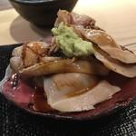 第三春美鮨 - 煮蛤  ヤマトハマグリ 74g 桁曳き網漁 三重県桑名