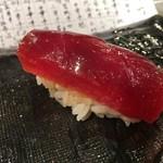 第三春美鮨 - シビマグロ 151kg 腹上二番 赤身 熟成8日 延縄漁 沖縄県泊