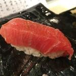 第三春美鮨 - シビマグロ 151kg 腹上二番 中トロ 熟成8日 延縄漁 沖縄県泊