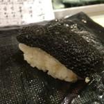 第三春美鮨 - 真子鰈 黒皮 2.2kg 釣  備長炭炙り 浜〆 宮城県七ヶ浜