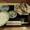 きよし - 料理写真:鮭かま塩焼き