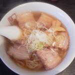 坂内 - 喜多方ラーメン650円