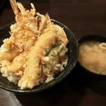 67329633 - 海老天丼1000円