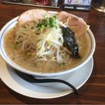 ラーメン亭 吉相 - こってりらーめん 大盛り(690円)