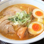 ダボハウス - 梅塩バターらー麺