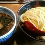 三田製麺所 - 【つけ麺 + 半熟玉子】¥500 + ¥50(感謝祭価格)