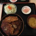 tonkatsuhamaya - タレかつ丼