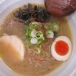麺匠あじゃり - 濃厚鶏白湯ラーメンオリジナル