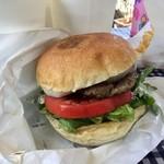 ナッティドレッド - 私注文の『フレッシュサラダ(500円)』