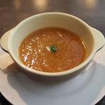 LE66 PLATABLE - ランチのスープ