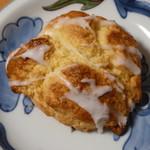 BAUMDORF - 料理写真:レモンスコーン