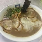 魁龍 - 魁龍ラーメン(820円)