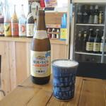 ウミノマチ - キリン一番搾り中瓶