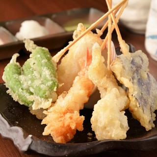 ★二大名物の天ぷら串もオススメです♪「一本150円~」安い♪
