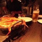 カンド クラブ バー - 蟹を追加