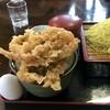 畠山旅館 更科八 - 料理写真:もり中天