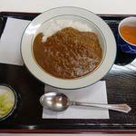ほかり食堂 - カレーライス 500円