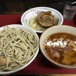 蓮爾 - 【2017.5.12】小つけ麺¥850+巻きチャア¥200