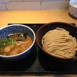 麺屋一燈 - 麺屋 一燈(東京都葛飾区東新小岩)濃厚魚介つけめん 830円