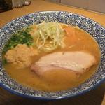麺屋一燈 - 麺屋 一燈(東京都葛飾区東新小岩)濃厚魚介らーめん 780円