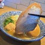 麺屋一燈 - 麺屋 一燈(東京都葛飾区東新小岩)濃厚魚介らーめん