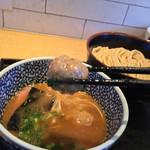 麺屋一燈 - 麺屋 一燈(東京都葛飾区東新小岩)濃厚魚介つけめん