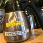 麺屋一燈 - 麺屋 一燈(東京都葛飾区東新小岩)スープ割り