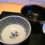 麺屋一燈 - 麺屋 一燈(東京都葛飾区東新小岩)濃厚魚介つけめん〜完食・完汁!