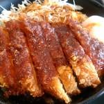 とんかつ三丁目 - 料理写真:みそかつ丼