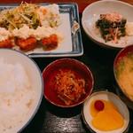 和・食 陽・食 伊豆屋 - Bランチ(H29.5.21)