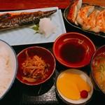 和・食 陽・食 伊豆屋 - Aランチ(H29.5.21)