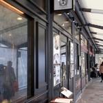 門前洋食 藤屋 - お店の外観