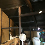 67341660 - 屋根の構造や素敵なハリ