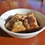 KAMOME KITCHEN - 牛すじ豆腐