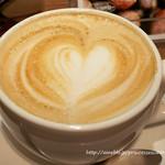 サザコーヒー - カフェラテ