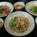 やす竹 - 「おろしざんまい」太麺